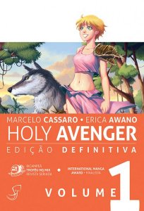 HOLY AVENGER ED DEFINITIVA VOL 1