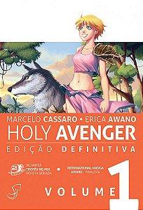 HOLY AVENGER ED DEFINITIVA VOL 1