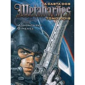 A CASTA DOS METABAROES TOMO 2