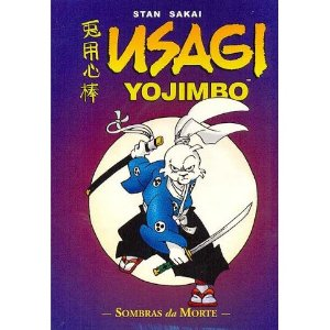 USAGI YOJIMBO VOL 01 SOMBRA