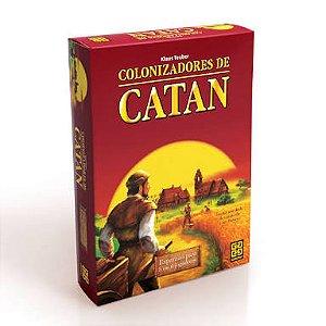 Colonizadores de Catan: Expansão para 5 ou 6 jogadores