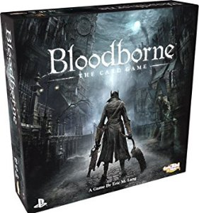 Bloodborne: Card Game  (VENDA ANTECIPADA)