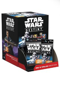 Box Star Wars Destiny - Espírito da Rebelião (C/36 boosters)
