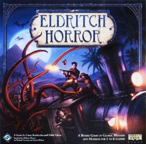 Eldritch Horror - VENDA ANTECIPADA