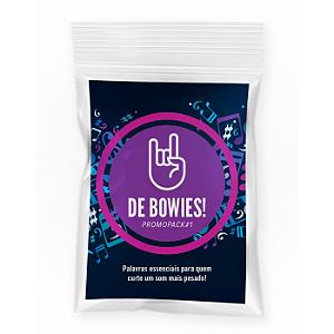 Pablo Promo Pack #1: De Bowies!