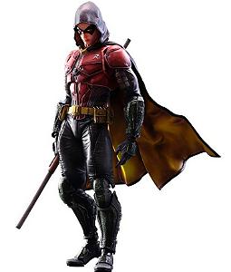 Arkham Knight Robin - Play Arts Kai