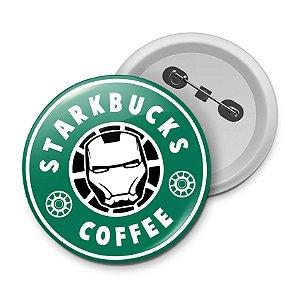 Botton StarkBucks Coffee