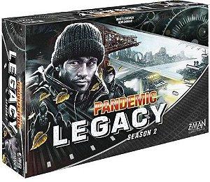 Pandemic Legacy Black 2