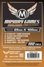 Sleeves Mayday Copper (65mm X 100mm)