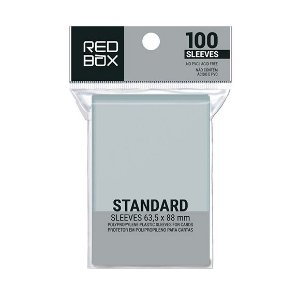 Sleeve Redbox Padrão (63,5mm X 88mm)