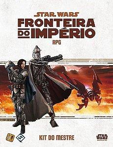 Star Wars RPG - Fronteira do Imperio: Kit do Mestre