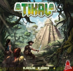 Tikal (VENDA ANTECIPADA)