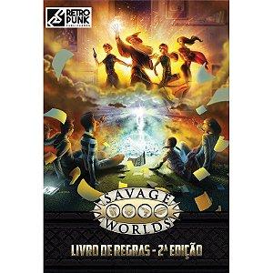 Savage Worlds: Livro de Regras (2ª edição)
