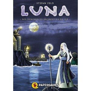 Luna - PREVISÃO DE CHEGADA 23/03