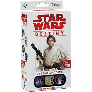 Star Wars Destiny - Pacote Inicial - luke Skywalker