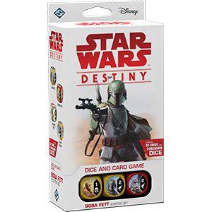 Star Wars Destiny - Pacote inicial - Boba Fett