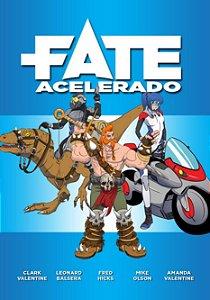 RPG FATE - Livro Acelerado