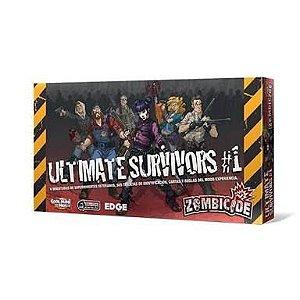 Sobreviventes Experientes #1 - Zombicide