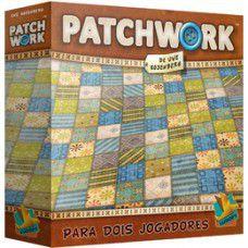 Patchwork (PRÉ-VENDA - PREVISÃO JUNHO/2018)
