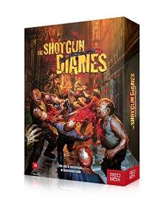 The Shotgun Diaries: edição definitiva! (PRÉ-VENDA - PREVISÃO DEZEMBRO/2018)