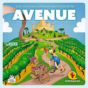 Avenue (PREVISÃO: 21/06)