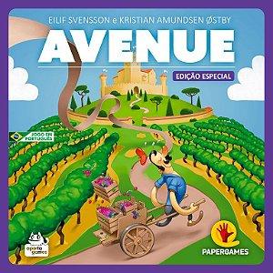 Avenue Edição Especial (PREVISÃO 21/06)