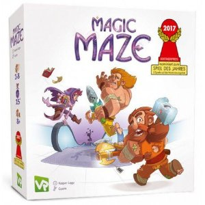 Magic Maze - PRÉ VENDA