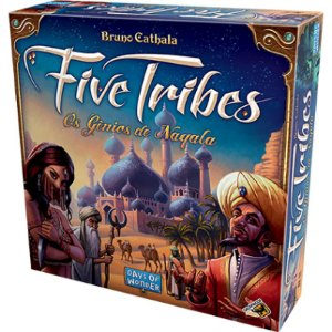 Five Tribes (VENDA ANTECIPADA)