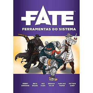 RPG FATE - Livro Ferramentas do Sistema