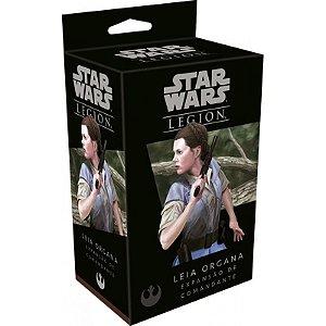 Star Wars: Legion - Leia Organa - Expansão de Comandante