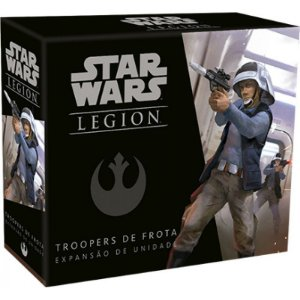 Star Wars Legion: Troopers de Frota
