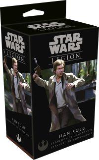 Star Wars Legion: Han Solo - Expansão de Comandante (PRÉ-VENDA)