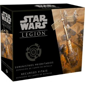 Star Wars Legion - Recursos Vitais