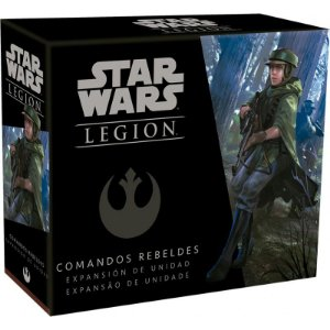 Star Wars Legion - Comandos Rebeldes