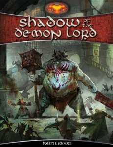 Livro Shadow of Demon Lord