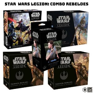 STAR WARS LEGION: COMBO REBELDES