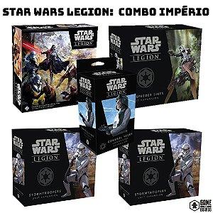 STAR WARS LEGION: COMBO IMPÉRIO