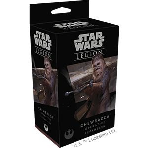 Star Wars Legion: Chewbacca - Expansão de Agente
