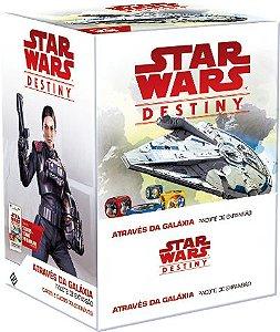 Box Star Wars Destiny: Através da Galáxia (C/36 boosters)