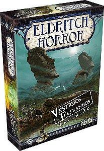 Eldritch Horror - Vestigios Estranhos