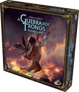 Guerra dos Tronos Board Game: Mãe de Dragões (expansão)