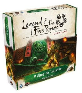 Legend of  the Five Rings: Filhos do Imperio (Expansão Premium)