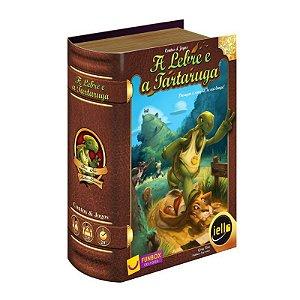 Contos e Jogos: A Lebre e a Tartaruga