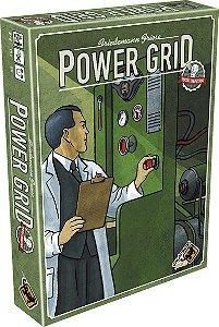 Power Grid - Versão Energizada (VENDA ANTECIPADA)