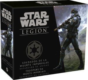 Star Wars Legion: Troopers da Morte Imperiais (VENDA ANTECIPADA)