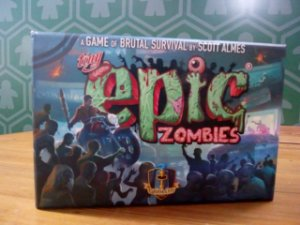 TINY EPIC ZOMBIES ( MERCADO DE USADOS )