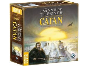 Catan - Game of Thrones (VENDA ANTECIPADA)
