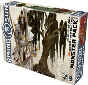 Rising Sun: Monster Pack (VENDA ANTECIPADA)