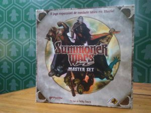 SUMMONER WARS MASTER SET ( MERCADO DE USADOS )