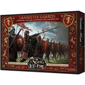A Song of Ice & Fire - Guardas Lannister (Caixa de Unidade) (PRÉ-VENDA. PREVISÃO 12/2019)
